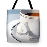 Large Coffee Cup Tote Bag