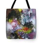 Large Color Fever Art23 Tote Bag