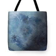Large Earth From Above Tote Bag