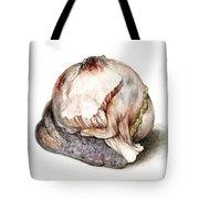 Large Hyatid Cyst In Spleen Tote Bag