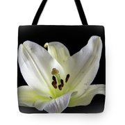 Large Lily-1 Tote Bag
