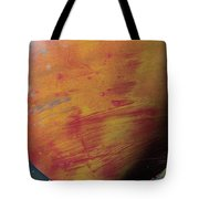 Large Red Planet #1 Tote Bag