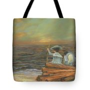 Little Mariners Tote Bag