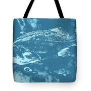 Largemouth Bass 8 Tote Bag