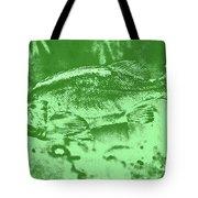 Largemouth Bass 9 Tote Bag