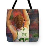 Larry Legend Tote Bag
