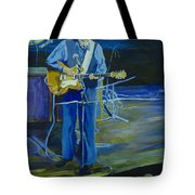 Larry Parypa From The Sonics Tote Bag