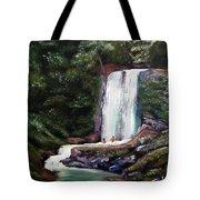 Las Marias Puerto Rico Waterfall Tote Bag