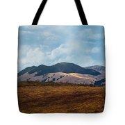 Las Trampas Hills Tote Bag