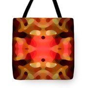 Las Tunas Abstract Pattern Tote Bag