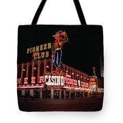 Las Vegas 1983 #1 Tote Bag