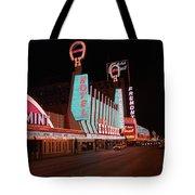 Las Vegas 1983 #4 Tote Bag