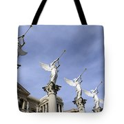 Las Vegas Angels Tote Bag