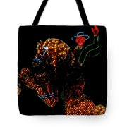 Las Vegas Lights Tote Bag