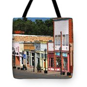 Las Vegas New Mexico Tote Bag