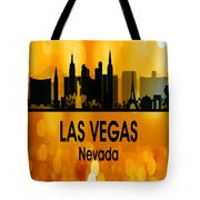 Las Vegas Nv 3 Vertical Tote Bag