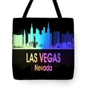Las Vegas Nv 5 Vertical Tote Bag