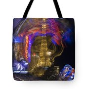 Las Vegas Strip 2224 Tote Bag
