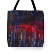 Las Vegas Strip 2302 Tote Bag