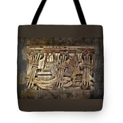 Lashings Tote Bag by Holly Kempe