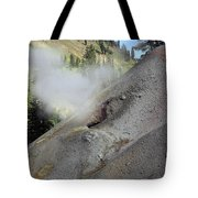 Lassen Volcanic Wilderness Tote Bag by Christine Till