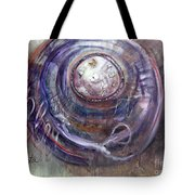 Lasso The Moon Tote Bag