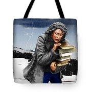Last Books Of Knowledge Tote Bag