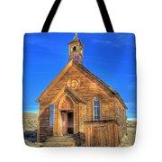 Last Church Standing Tote Bag