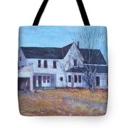 Last Day Standing Tote Bag