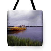 Last Ferry To Lookout Tote Bag