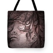 Last King Of Mars Tote Bag