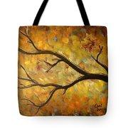 Last Leaf Tote Bag