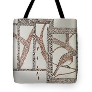 Last Leaves Tote Bag