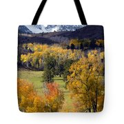 Last Light Before The Storm Tote Bag
