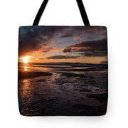 Last Light Tote Bag