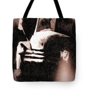 Last Light On The Old Chev Tote Bag