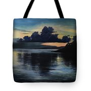 Last Look At Lusias Lagoon Tote Bag