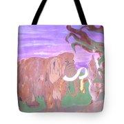 Last Mammoth Tote Bag