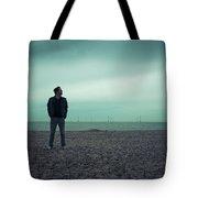 Last Man Tote Bag