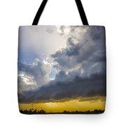 Last Nebraska Supercell Of The Summer 043 Tote Bag