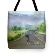 Last Of The Day Temescal Canyon Tote Bag