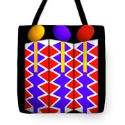 Last Of The Mohicans Tote Bag