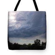 Last Of The Thunder Dome Tote Bag