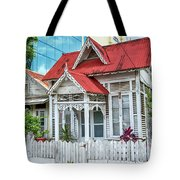 Last One Standing Tote Bag by Rachel Lee Young