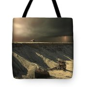 Last Outpost Tote Bag