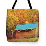 Last Rays Of The Sun Tote Bag