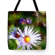 Last Rose Of Summer Tote Bag
