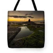 Last Shot Of The Day Tote Bag