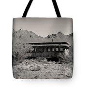 Last Stop Tucson Tote Bag