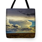 Last Storm Chase Of 2017 001 Tote Bag
